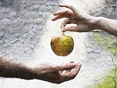 apple-adam-and-eve-graphic-painted